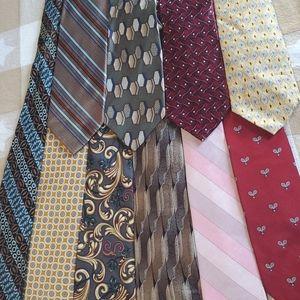 10 Ties Mainly Vintage